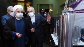 Iran says it is capable of enriching uranium to weapons-grade levels