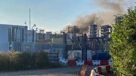 UK fire shuts major power cable bringing electricity from France