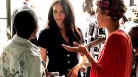 Meghan Markle picks up custom-made Tshepo jeans as she visits Johannesburg art studio