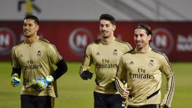 Real Madrid consider return to training after Real Sociedad confirm players could be back this week