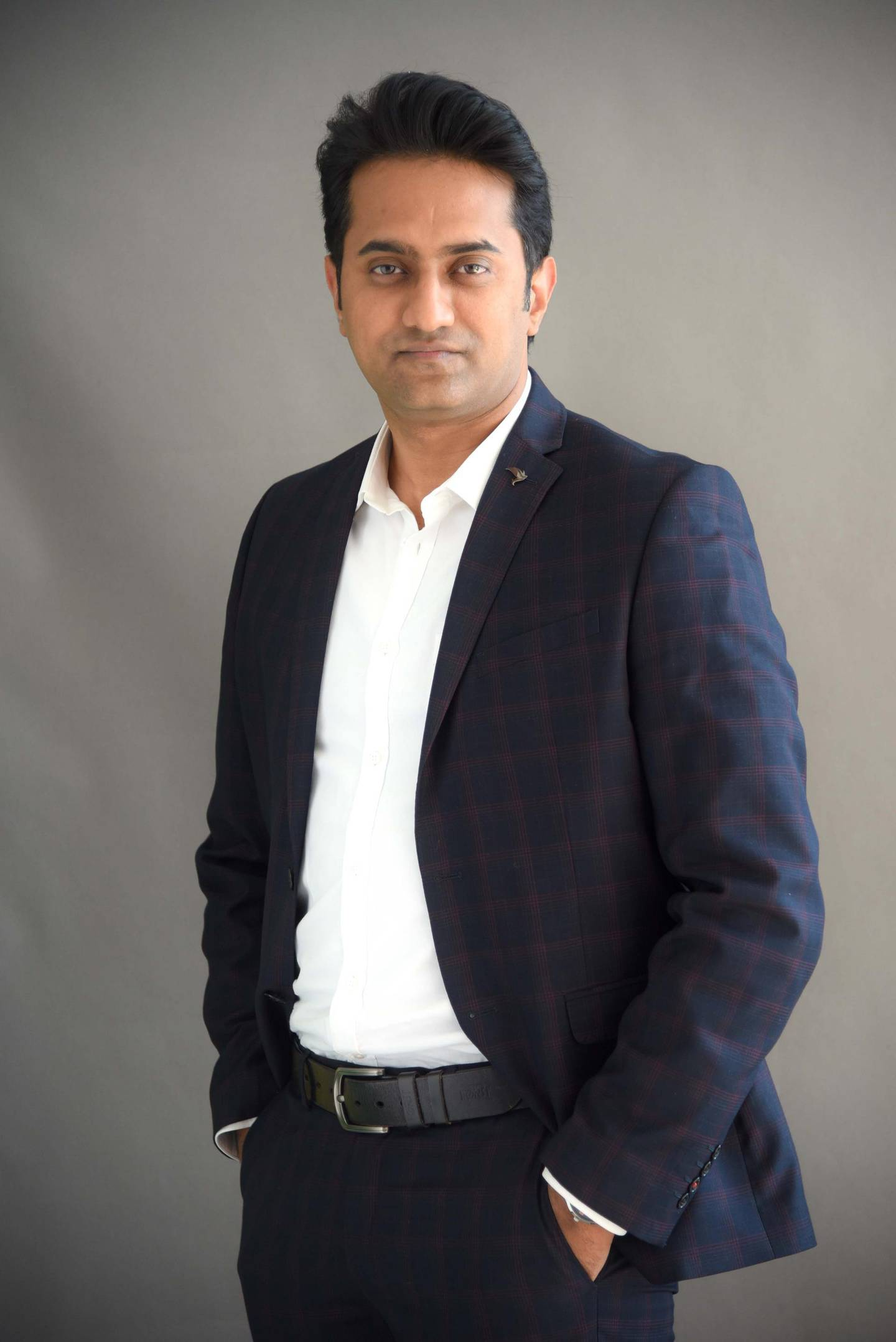 Ankit Khanna is the co-founder and chief technology officer of EdTech app Suraasa. Courtesy Suraasa