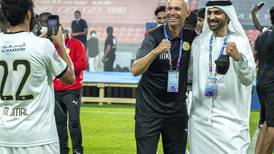 Manager Marcel Keizer praises Al Jazira 'mentality' after winning Arabian Gulf League but cannot commit to being in charge next season