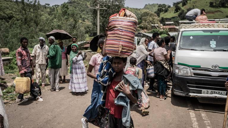 An image that illustrates this article Biden authorises broad Ethiopia sanctions