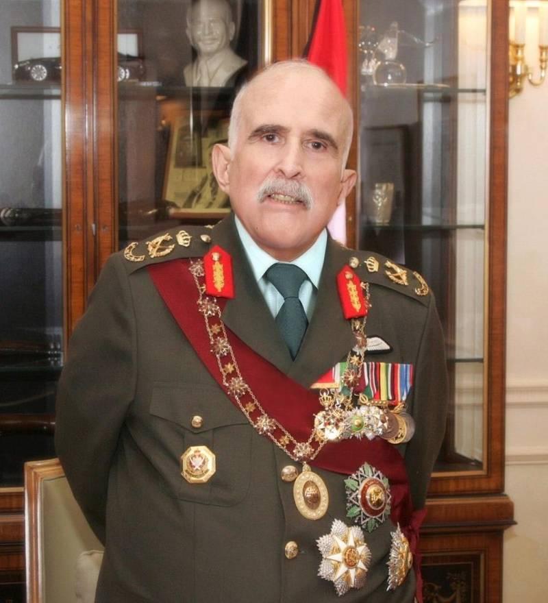 Prince Muhammad bin Talal. Jordan News Agency