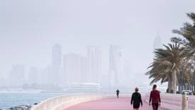 UAE weather: fair and hazy with lower temperatures