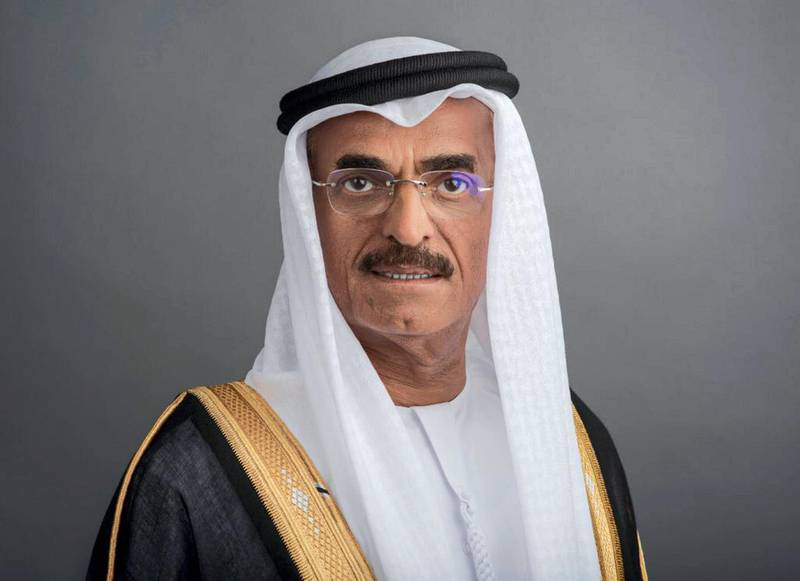 Abdullah Al-Naif Al-Naimi appointed as Minister of Climate Change and Environment. Courtesy: Mohammed bin Rashid Twitter account