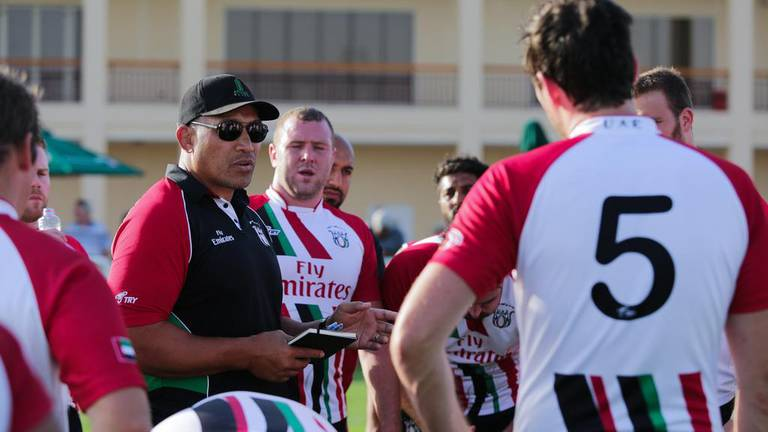 An image that illustrates this article UAE coach optimistic despite drawing Japan in Sevens World Cup qualifying