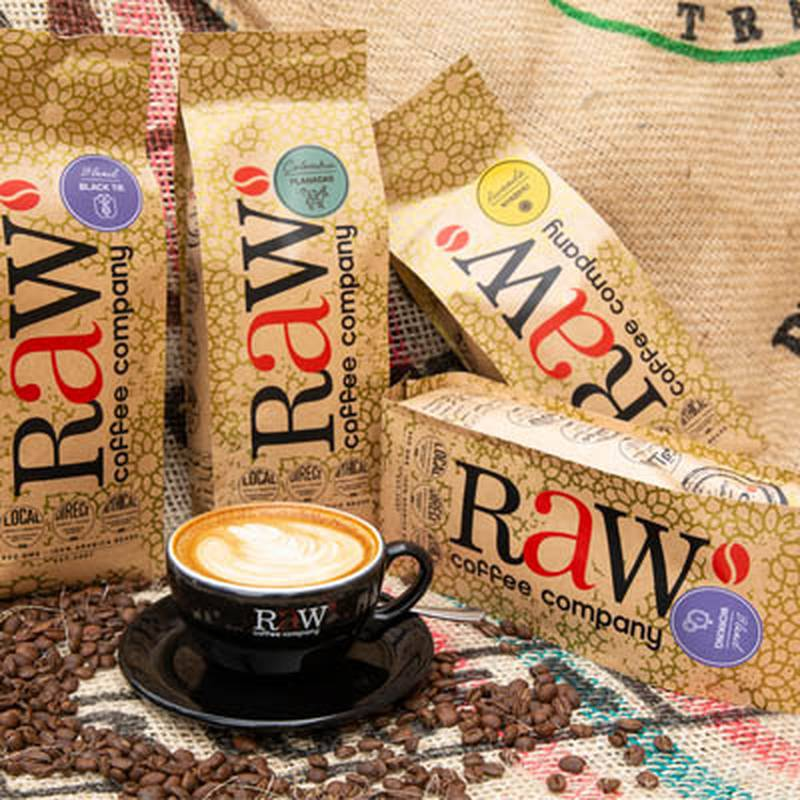 Coffee gift bundle, Dh180, Raw Coffee Company