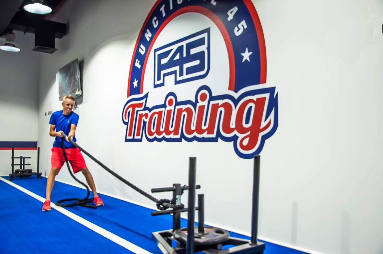F45 Training. photo credit Adam Meyer *** Local Caption ***  AL29se-F45.jpg