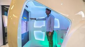 Health pods installed in Dubai government offices will collect workers' data
