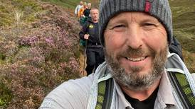From Oman to Wales: Wounded veterans find a cure in trekking together