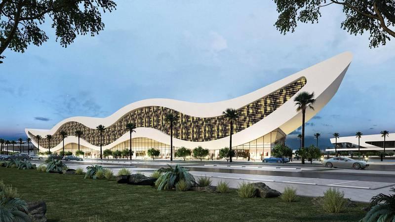 Al Qana - cinema view. Courtesy Department of Urban Planning and Municipalities and Al Barakah International Investment
