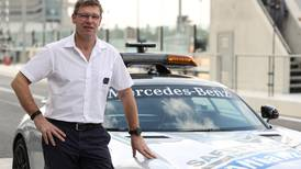 Abu Dhabi Grand Prix: Behind the wheel with the safety car driver