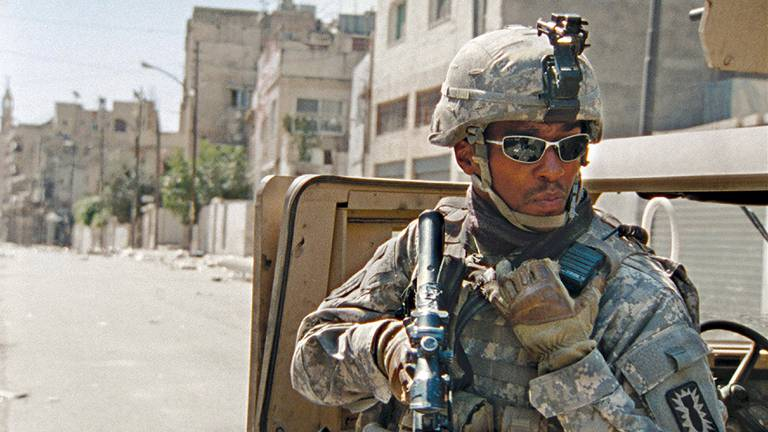 An image that illustrates this article 'The Hurt Locker' to 'Worth': how has 9/11 been reflected in American cinema?
