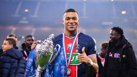 Kylian Mbappe turns on the magic to guide PSG to French Cup victory - in pictures