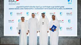 Adnoc and Emirates Global Aluminium sign long-term sales agreement