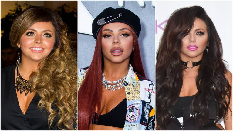 An image that illustrates this article Jesy Nelson's style evolution in 31 photos