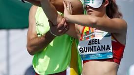 Action under way at World Para Athletics Championships in Dubai