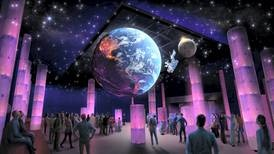 Ancient Moon rock and Mars meteorite part of Expo 2020 Dubai's stunning space show