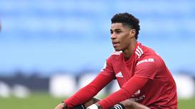 Marcus Rashford aims to put on-field frustrations behind him with Manchester United return
