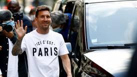 'Ici C'est Paris': why is it so hard to find Lionel Messi's T-shirt?