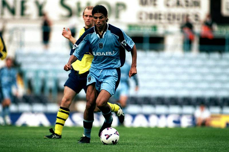 Youssef Chippo, Coventry City  (Photo by Jed Leicester/EMPICS via Getty Images)
