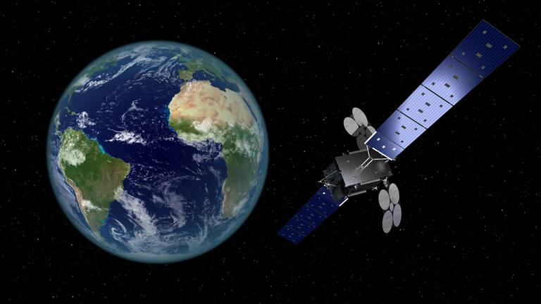 An image that illustrates this article Yahsat aims to diversify revenue base with new technology and satellite launch