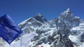 Rubbish collected from Mount Everest to be transformed into artworks