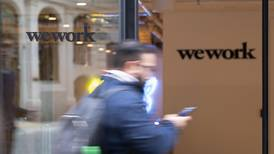 WeWork will generate cash next year, chairman says