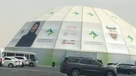 Inside Expo 2020 Dubai's huge Covid-19 testing centre