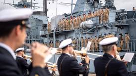 German warships are in the South China Sea - should they be?