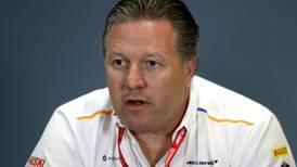 F1 could lose four teams if coronavirus crisis not handled properly - McLaren boss Zak Brown