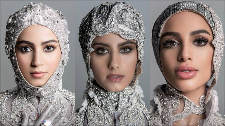 An image that illustrates this article Three Emiratis among Miss Universe UAE hopefuls as finalists are announced