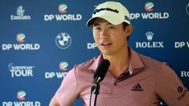 Collin Morikawa targets DP World Tour Championship and Race to Dubai double delight