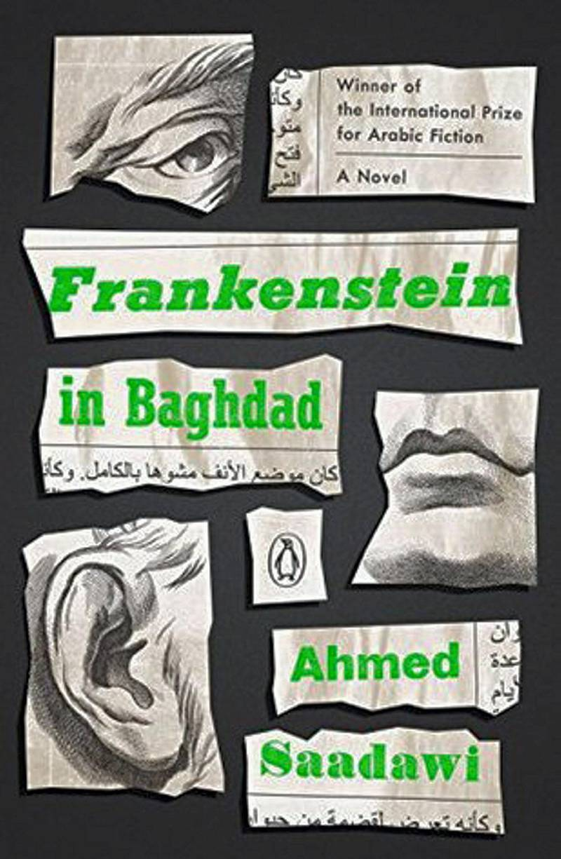 Frankenstein in Baghdad by Ahmed Saadawi (Iraq)