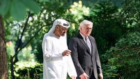 Sheikh Mohamed bin Zayed's visit to 'deepen partnership' with Germany
