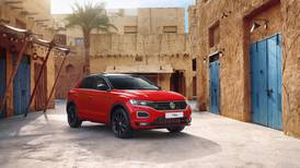 Enter the Volkswagen T-Roc: New baby SUV set for Middle East launch