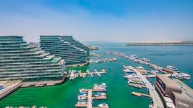 Property of the week: rare Dh6.2m Al Bandar apartment is among Abu Dhabi's finest