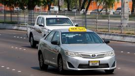Coronavirus: contactless app payment for taxi rides in Abu Dhabi