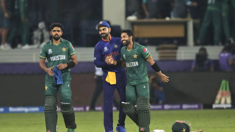 An image that illustrates this article Pakistan's T20 win was a class act
