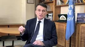UNRWA chief Christian Saunders: Israeli pressure felt in East Jerusalem