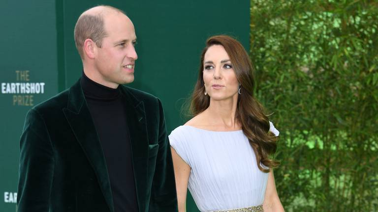 An image that illustrates this article Duke and Duchess of Cambridge at Earthshot Prize ceremony - in pictures