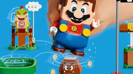 Let's-a-Lego! How toymaker helped Super Mario leap from video game into brick form
