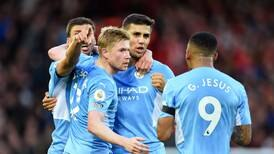 Liverpool and Manchester City share spoils in breathtaking battle