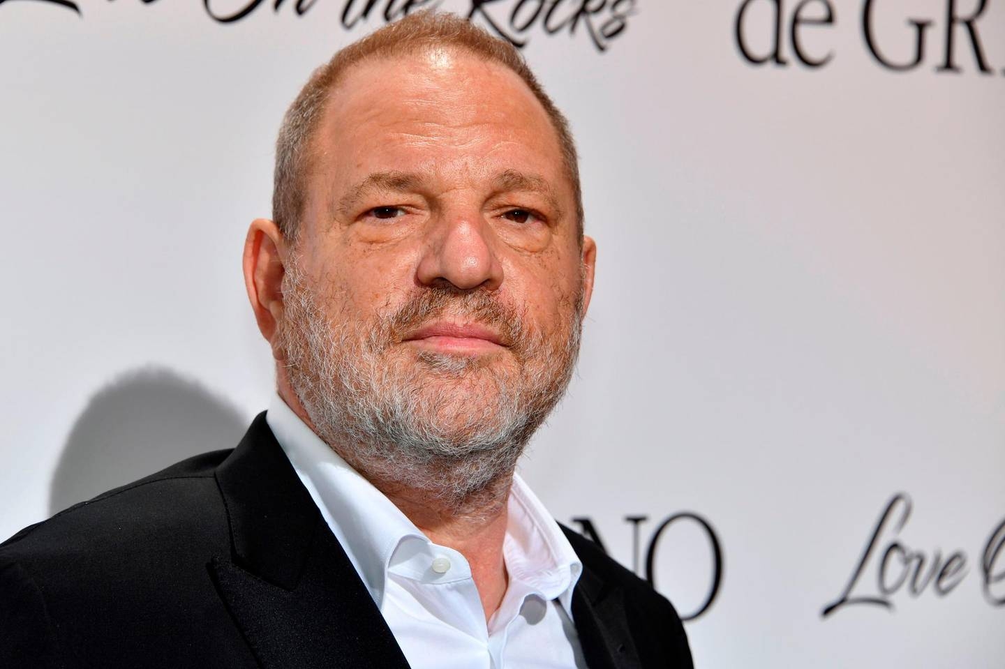 (FILES) This file photo taken on May 23, 2017 shows US film producer Harvey Weinstein attending the De Grisogono Party on the sidelines of the 70th Cannes Film Festival in Antibes, France.  Harvey Weinstein's lawyers have called on July 17, 2018, for the dismissal of the lawsuit filed by actress Ashley Judd, one of the first to publicly accuse the Hollywood tycoon of sexual harassment, who sued him for derailing her career. / AFP / Yann COATSALIOU
