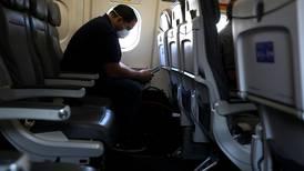 Fewer flights and fuller planes frustrate US travellers seeking social distancing mid-air
