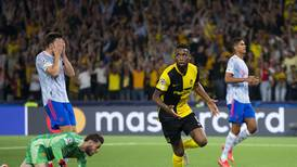 Manchester United in last-gasp defeat to Young Boys despite early Cristiano Ronaldo goal