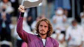 Stefanos Tsitsipas withdraws from Wimbledon warm-up in Halle