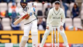 Virat Kohli holds firm for India against New Zealand as World Test Championship final gets under way