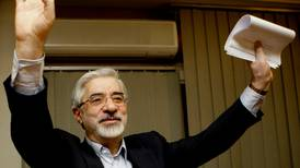 Iran opposition leader compares supreme leader to deposed shah after protests